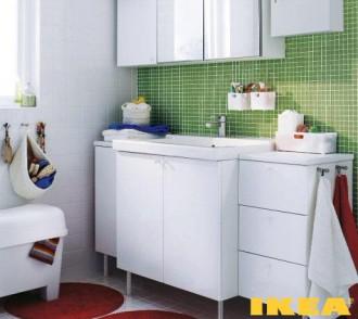 Casa de banho interior IKEA
