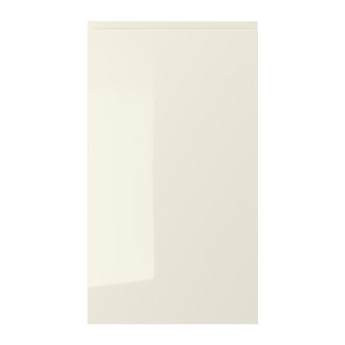 Voxtorp Panneau Frontal Pour Lave Vaisselle Beige Clair Brillant