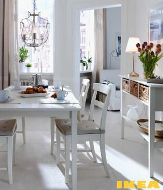 Интериор IKEA за хранене