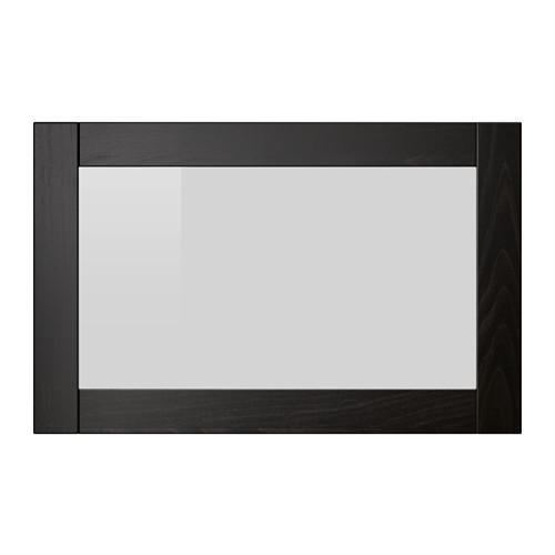 syndvik glastür - schwarz und braun (402.963.11) - bewertungen, Hause deko