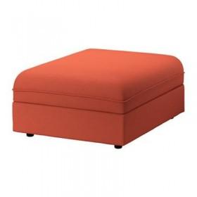 ВАЛЛЕНТУНА Секция дивана - Оррста оранжевый