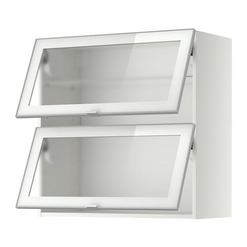 Ikea Wandschrank Horizontal.Method Wall Mounted Horizontally Cabinet 2 Door Mirror