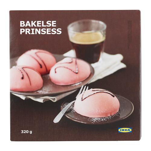 BAKELSE PRINSESS Kuchen mit Marzipan