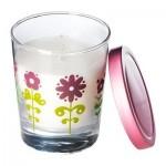 ТИМГЛАС Ароматическая свеча в стакане