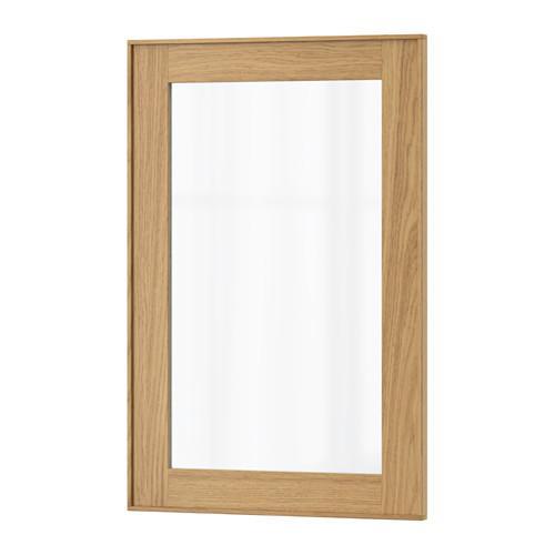 ЭКЕСТАД Стеклянная дверь - 40x60 см