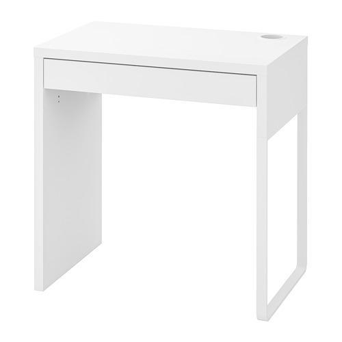 МИККЕ Письменный стол - белый