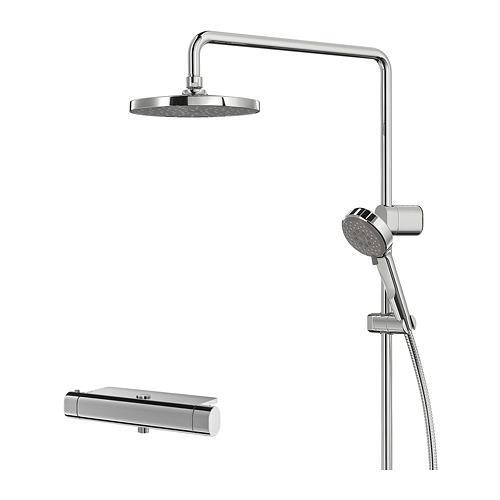 BROGRUND kompl d / ducha / mezclador termostático