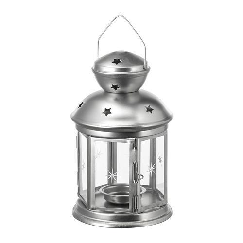 ROTERA фонарь для греющей свечи д/дома/улицы оцинковка