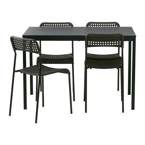 BJURSTA IDOLF Bord og 4 stoler (092.297.72) omtaler