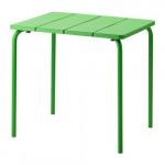 ВЭДДО Садовый стол - зеленый