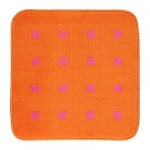Mat GUBBSHER Bath - Orange / Framboise