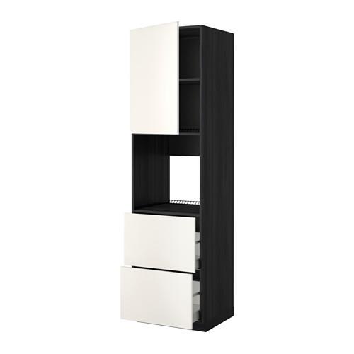 Ahşap siyah, beyaz düğün, 2x2x60 cm - hafta, n / dhvk + DDA / 60frnt / 220vys çekmece YÖNTEM / MAKSIMERA Yükseklik