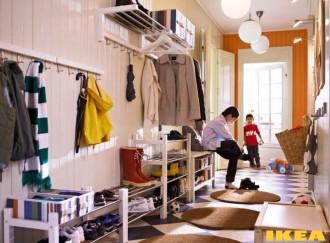 Interior Flur in einem Privathaus