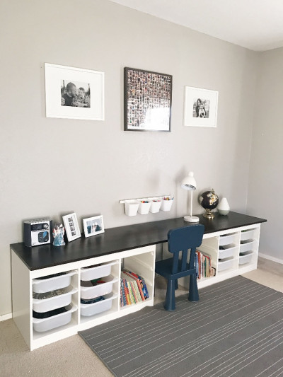 Children's table from IKEA TRUFAST