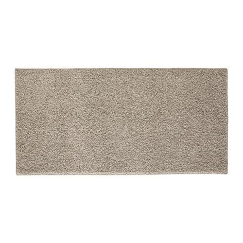 АЛЛЕРСЛЕВ Ковер, длинный ворс - 57x120 см