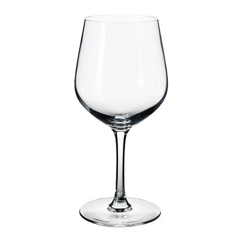 IVRIG бокал для красного вина прозрачное стекло