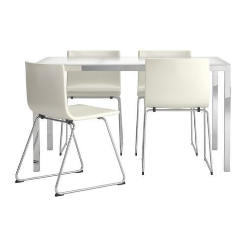 Eettafel En Stoelen Ikea.Torsbi Berngard Tafel En Stoel 4 492 297 89 Recensies Prijs