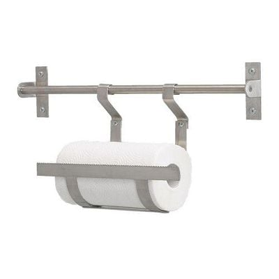 White Kitchen Roll Holder grundtal kitchen roll holder (70022782) - reviews, price comparisons