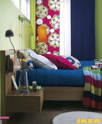 dormitor interior