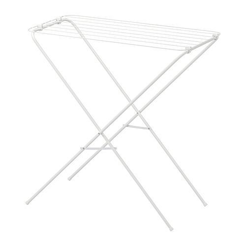 Asciugatrice JÄLL d / lino, d / home / bianco strada
