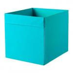 ДРЁНА Коробка - синий