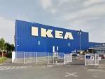 IKEA París Roissy - dirección, mientras que la tienda y restaurante