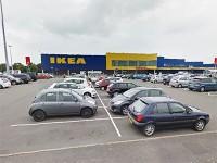 Obchod IKEA Wednesbury Birmingham