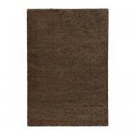 ÅDUM地毯,长绒棕色