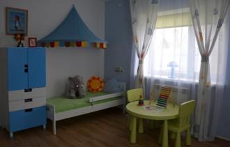 Интерьер детской для двух мальчиков 2-х и 3-х лет фото