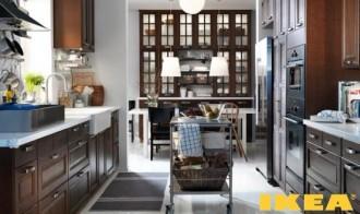 IKEA Küche Interieur