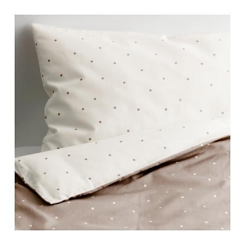 ОЛЬСКАД Комплект постельного белья, 3 предм