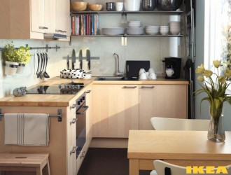 IKEA Interior da cozinha