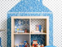 Dollhouse from the rack IKEA Kallax