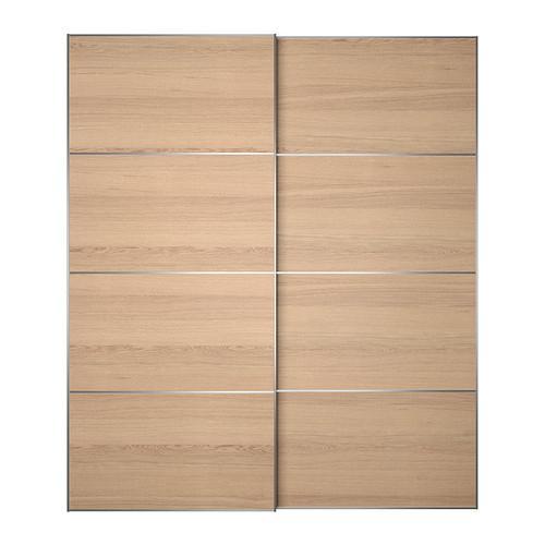 Ilseng Paire de portes coulissantes - 200x236 voir