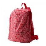 NOELLA背包 - 红色/白色