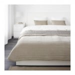PENINGBLAD bedspread and pillow cover 2