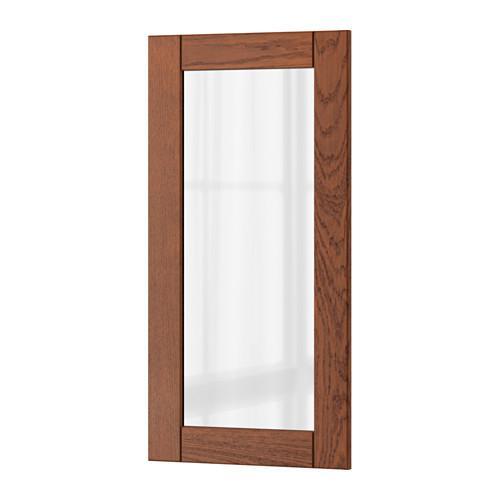ФИЛИПСТАД Стеклянная дверь - 40x80 см