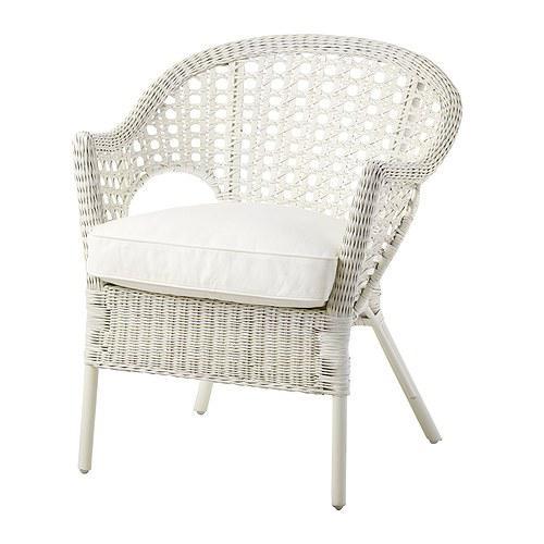 ФИННТОРП/ЮПВИК Кресло с подушкой-сиденьем