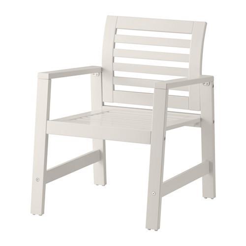 ЭПЛАРО Садовое кресло - белый