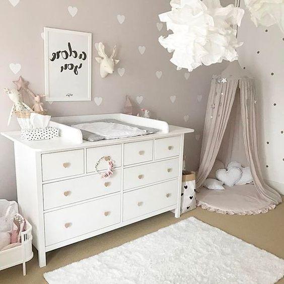 아기를위한 부드러운 방