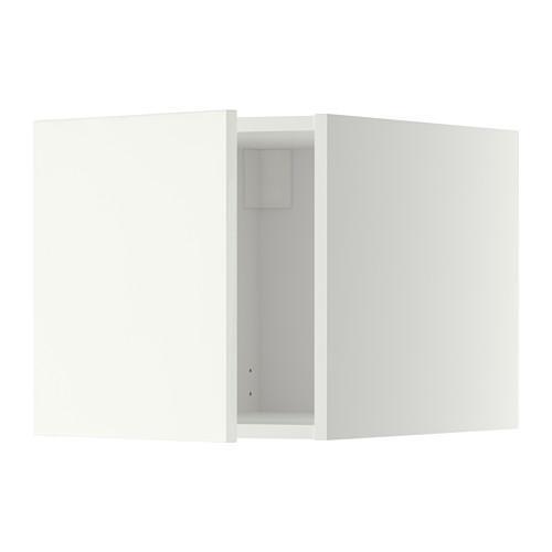 МЕТОД Верхний шкаф - Хэггеби белый, белый