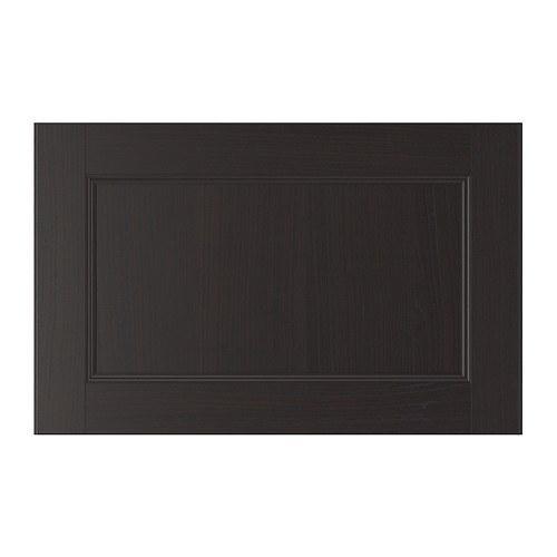 ВАСБУ Дверь - черно-коричневый