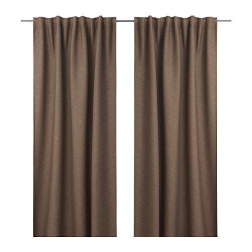 Vilborg cortinas 1 par opiniones precio for Donde venden cortinas