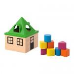 MULA коробка д/головоломки разноцветный