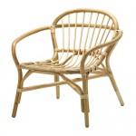 ALBACKEN židle šedá