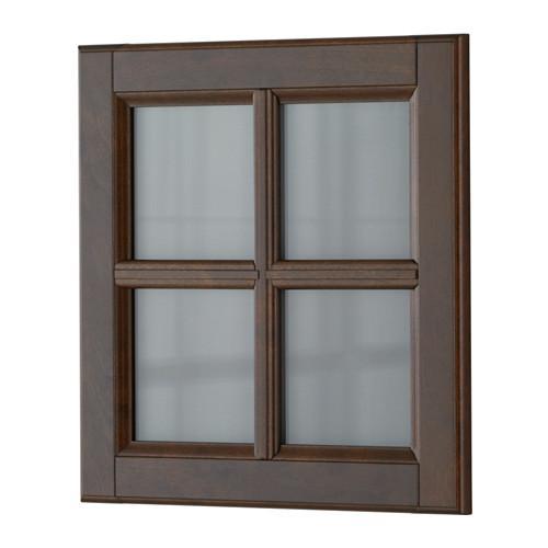 ДАЛАРНА Стеклянная дверь - 40x40 см