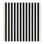 SOFIA kumaş geniş şerit / siyah / beyaz