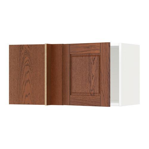 m thode meuble d 39 angle articul blanc philistad brun commentaires prix o. Black Bedroom Furniture Sets. Home Design Ideas