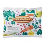 KORVMOJ hot dog vegetal