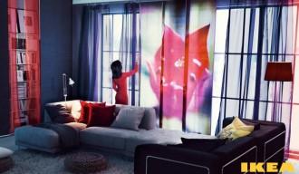 Interior de la sala de estar
